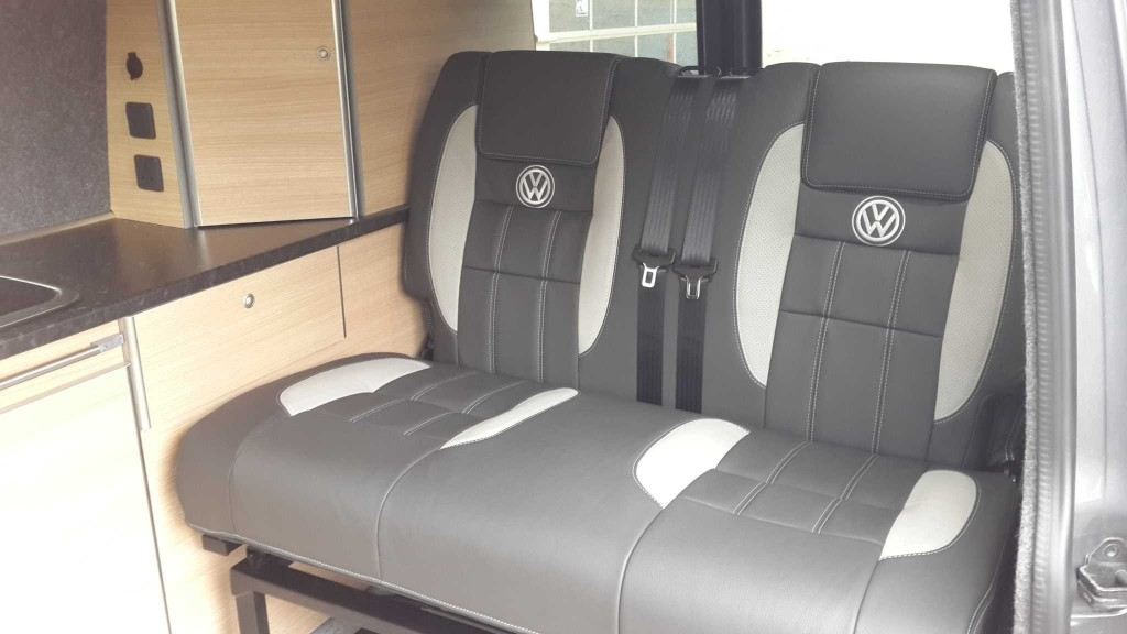 VW T5 Mobile Office