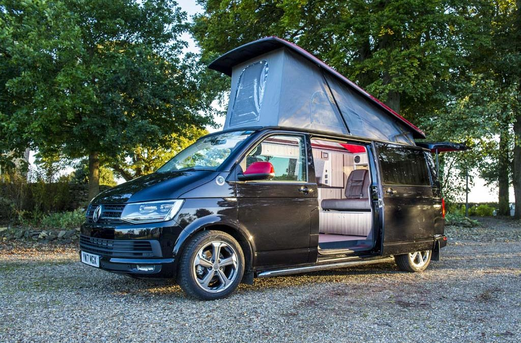 Planning your first camper van