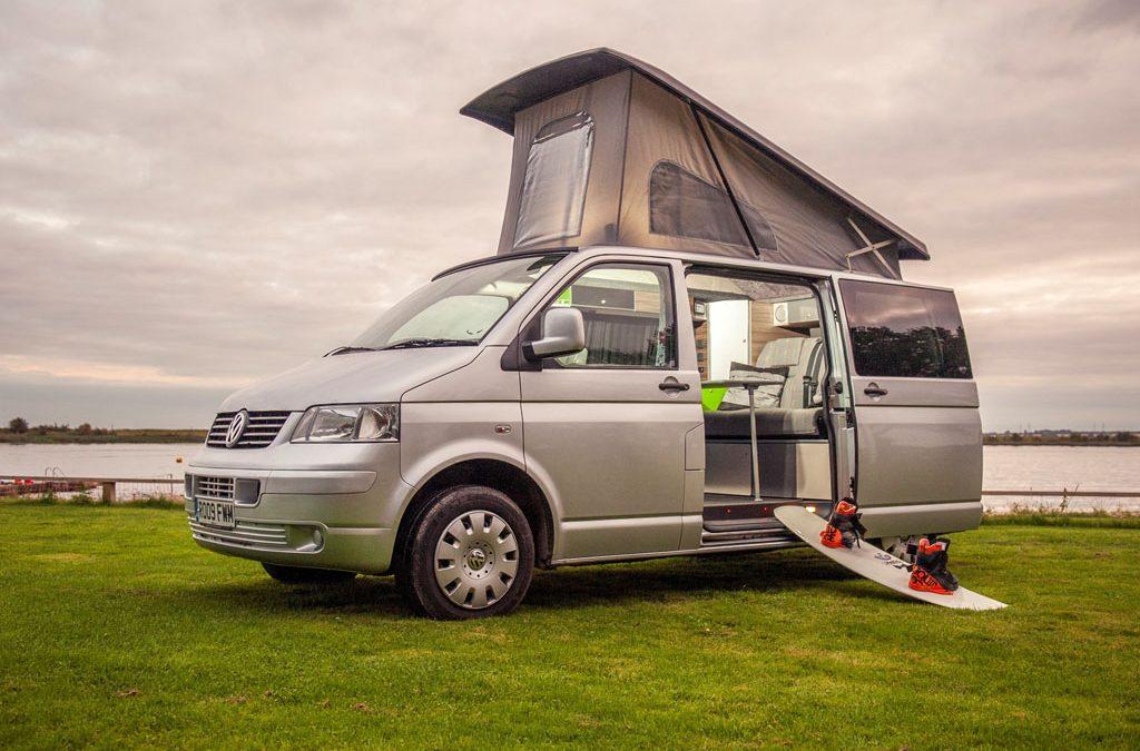 Hire a VW Camper Van