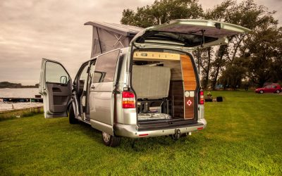 Win a £250 Camper Hamper