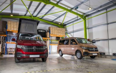 Choosing the best van for your camper conversion – Which VW Transporter?