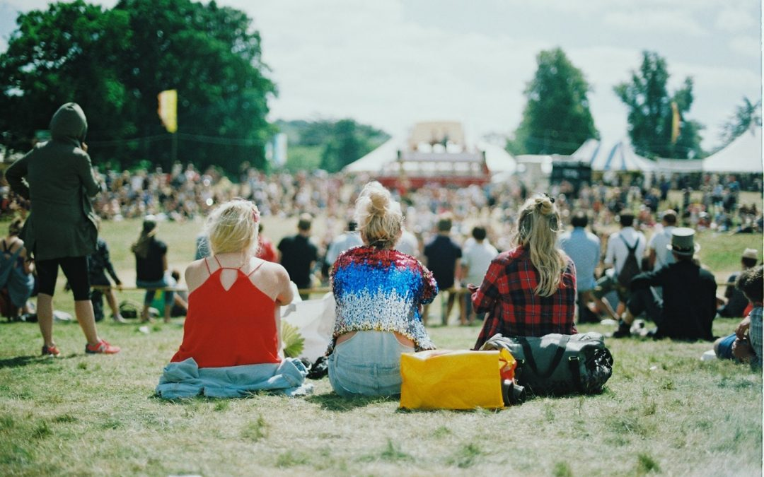 Campervans and Festivals; the best of both worlds