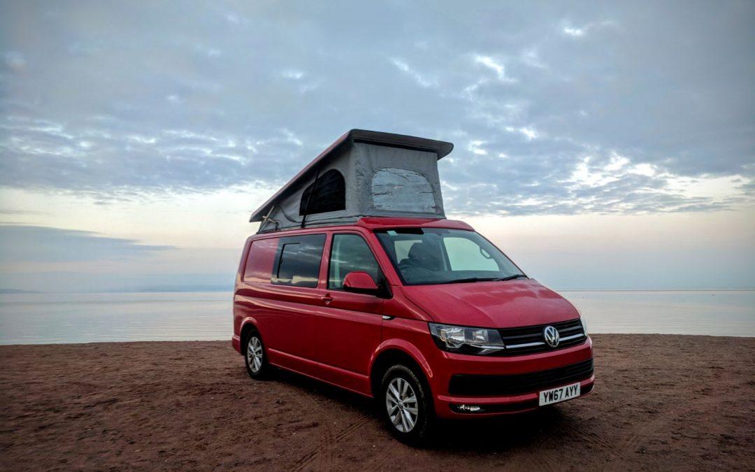 Our 2018 Hire Camper Van