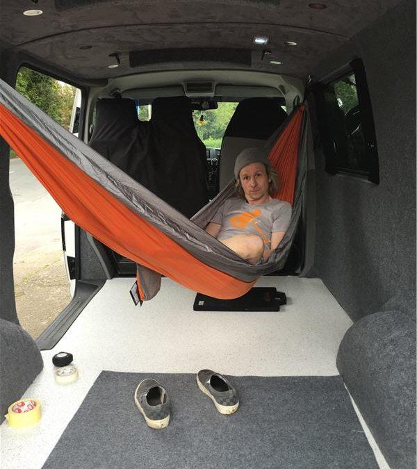 Pirates in a Camper Van