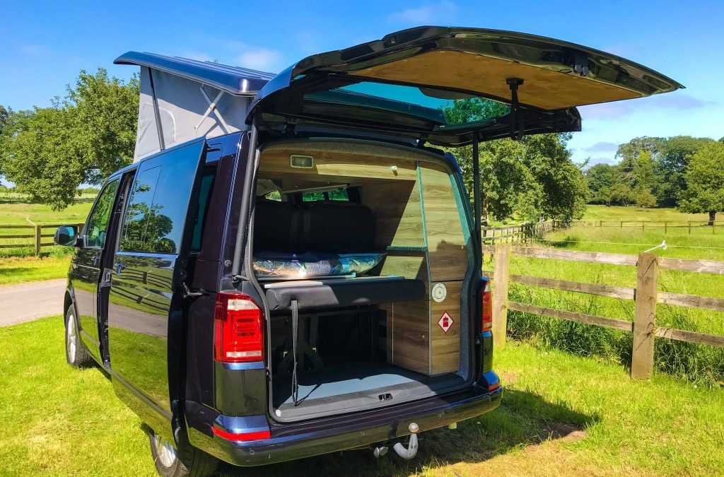 For sale: The Ultimate Camper