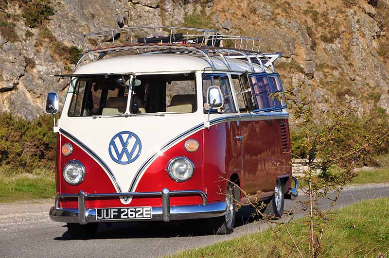 The History of the VW Camper Van